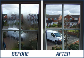 Reglaze Getty Glass Windows Doors Verandas Rehau