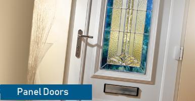 ... Bifolding Doors · Ultion High Security & Doors - Getty Glass Composite Door Showroom Belfast NI Northern ...